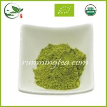 Té verde orgánico de la pérdida del peso Matcha