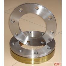 Venda quente ANSI B16.5 304 316 Flange de aço inoxidável