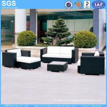 Outdoor Furniture Patio Rattan Sofa Set for Wholesale