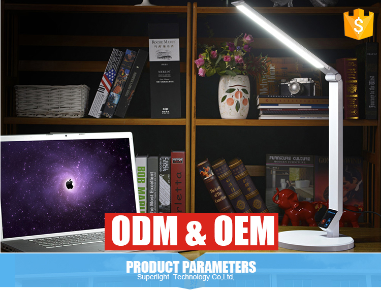 Dimmable Desk Light For College Desk lamp