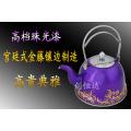 bunte Wasserkocher Blume Tee Wasserkocher mit Ei