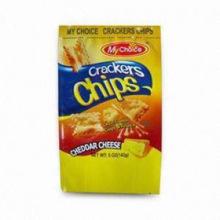 Saco de plástico do alimento da embalagem do saco de plástico e do snack