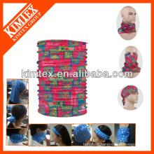 Sport seamless cheap multifunctional head scarf