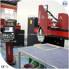 Machine automatique de mousse d'unité centrale pour le cachetage de panneau