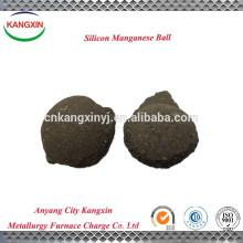 Bola de manganeso de silicio Ferro
