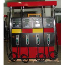 Zcheng estación de llenado Tatsuno dispensador de combustible 4 bomba 8 boquilla