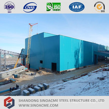 High Rise Heavy Steel Structure Industrial Plant