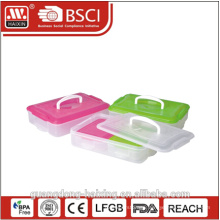 promotion double layer lunch box