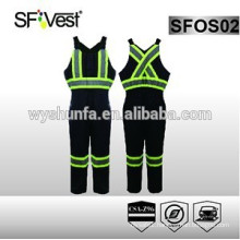 CSA high visibility clothing men's overalls