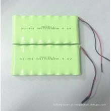 NIMH AA 1500mah 9.6V bateria recarregável NIMH AA 1500mah 9.6V bateria recarregável NIMH AA 1500mah 9.6V bateria recarregável NIMH AA 1500mah 9.6V Bateria Recarregável é um dos nossos principais produtos, venda quente em todo o mundo.
