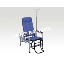 D-4 High Quality Plastic-Sprayed Blue Transfusion Chair