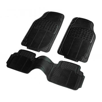Auto pvc decorative colorful car floor mats
