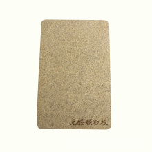 16mm particle board melamine paper furniture grade