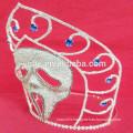 party crystal crown gems mask crown