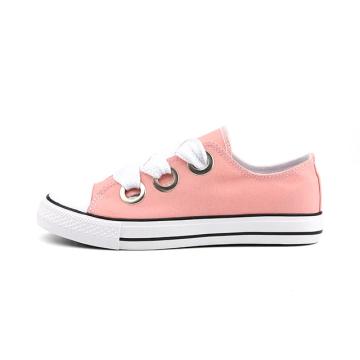 2021 heißverkaufte Mode rosa blaue Segeltuchschuhe