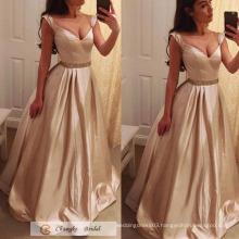 Real Sample Sash Crystal Wedding Dress Floor Length Cheap Ball Gown White Bridal Dress 2016