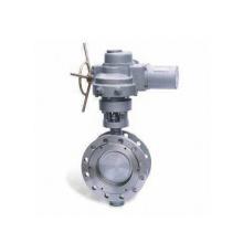 Válvula Borboleta De Vedação Dura Tripla Flange Elétrica (GAD943H)