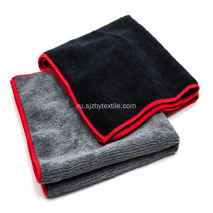 40x40Durable+Coral+Velvet+Car+Cleaning+Microfiber+Towel