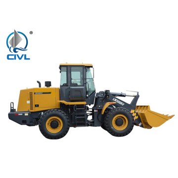 Wheel Loader XCMG LW600KV 3.5m3 / 6t