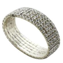 Alibaba.fr diamante quadrado corte bracelete