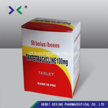 Tablet Oxytetracyclin Pigeon and Bird