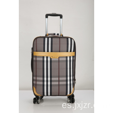 EVA Airport Suitcase Wheels Trolley Equipaje