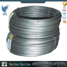 301,316,304,304L, 303,305,316L, Série 300 Série e Certificação ISO fio de aço inoxidável Hot Sale