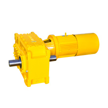 Speed Reducer HC Gear units Mounting Vertical axis gearbox helical bevel gear reducer