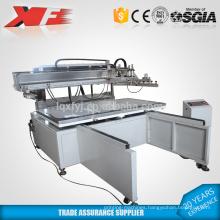 Motor driving large format silk screen printing press