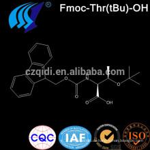 CPhI Pharmazeutische Zwischenprodukte Fmoc-Aminosäure Fmoc-Thr (tBu) -OH Cas Nr.71989-35-0
