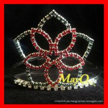 Corona del desfile de la Navidad del diseño de la flor para la venta