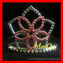 Flower design Christmas pageant crown for sale