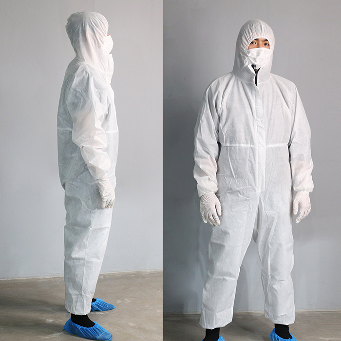 Antivirus Disposable Protective Suit