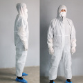Vêtements de protection médicale anti-coronavirus