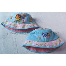 Customized Children Bucket Hat/Cap, Sports Baseball Hat