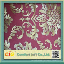 Print and Embossed Design Home Wall Decoration PVC Wallpaper