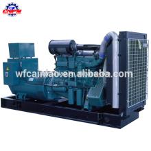 China Lieferant 4 Zylinder wassergekühlten Generator 50kw r4105zd