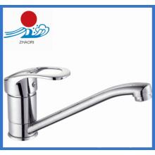 Single Handle Kitchen Mixer Brass Water Faucet (ZR21705)