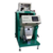 Máquinas na China Máquinas de processamento de trigo Cereal Optical Sorting Machine Triagem de cor de trigo mourisco