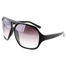 Модные круглые простые элегантные солнцезащитные очки с сертификацией FDA -Memphis 1970 (91027)