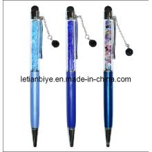 Crystal Stylus Pen with Pendant (LT-C508)