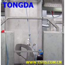 Halal Slaughter Machine for Cattle Cow Sheep Goat Slaughterhouse