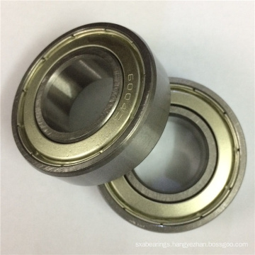 High precision Chroome steel deep groove bearing 20x40x12