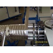 Canal flexível de alumínio (ATM-600A)