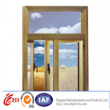 2015 janela de batente do alumínio / PVC de China