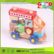 2015 Hot Cute Colorful Six Design Mini Bus Toy For Kids