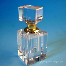 Car Perfume Bottle Crystal Glass Material (JD-QSP-120)