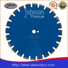 Lame de diamant 400 mm: lame de scie circulaire pour béton armé
