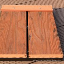 Terrasse extérieure de la hauteur wpc plate-forme en plastique piédestal pour les carreaux