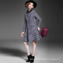 Großhandelsoberbekleidung-heißer Verkaufs-Frauen-Winter-Mantel